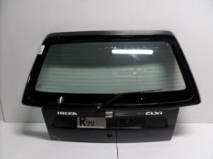 Seat Ibiza 1993-1998 πίσω πόρτα μαύρη (3ή-5ή)