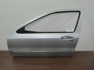 Lancia Lybra 1998-2005 4θυρο αριστερή εμπρός πόρτα ασημί