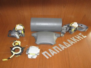 Suzuki Jimny 1998-2004 σέτ airbag