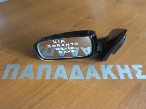Kia Sorento 2002-2009 ηλεκτρικός καθρέφτης αριστερός μαύρος (5 ακίδες)