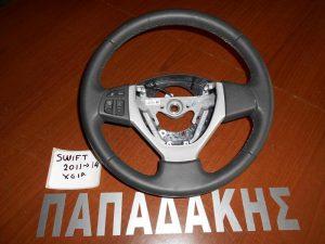 Suzuki Swift 2011-2014 βολάν τιμονιού με χειριστήρια