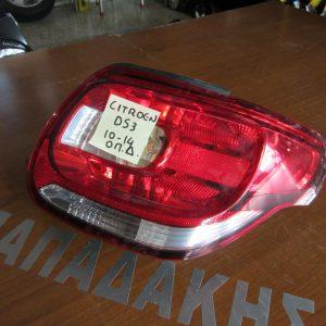 Citroen DS3 2010-2014 φανάρι πίσω δεξί