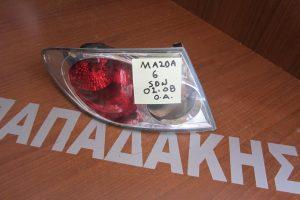 Mazda 6 SDN 2002-2008 φανάρι πίσω αριστερό