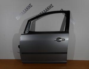 Ford Focus C-Max 2003-2010 πόρτα εμπρός αριστερή ασημί σκούρο