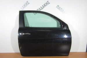 Lancia Ypsilon 2003-2011 πόρτα δεξιά δίπορτη ανθρακί