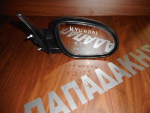 Hyundai i30 2007-2012 καθρέπτης δεξιός ηλεκτρικά ανακλινόμενος μολυβί