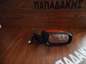 Suzuki Swift 2006-2011 δεξιός καθρέπτης ηλεκτρικός καφέ ανοιχτό