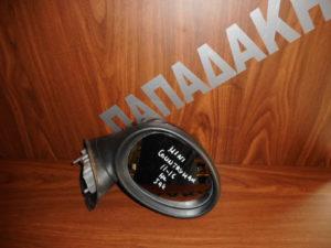 Mini Countryman 2011-2016 ηλεκτρικός καθρέπτης δεξιός μαύρος 5 ακίδες