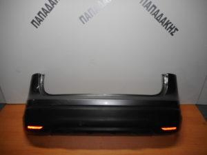 Nissan Qashqai 2013-2017 πίσω προφυλακτήρας γκρι