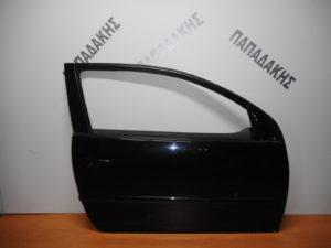 VW Golf 5 2004-2008 πόρτα δεξιά δύθυρη μαύρη