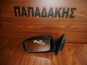 Kia Sorento 2002-2009 ηλεκτρικά ανακλινόμενος καθρέπτης αριστερός μαύρος 7 καλώδια