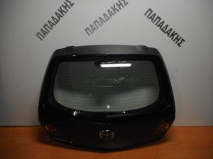 Mazda 3 5θυρο 2007-2009 οπίσθια πόρτα 3/5η μολυβί