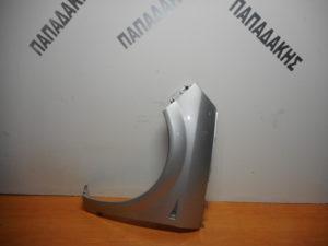 Renault Megane 2002-2008 φτερό εμπρός αριστερό ασημί