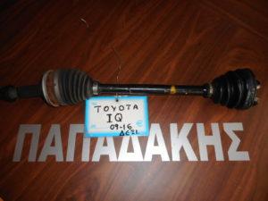 Toyota IQ 2009-2016 ημιαξόνιο εμπρός δεξιό
