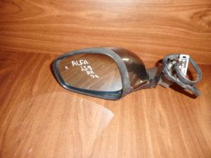 Alfa Romeo 159 2005-2011 ηλεκτρικός καθρέπτης αριστερός καφέ 7 καλώδια