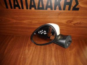 Fiat 500 2007-2016 ηλεκτρικός καθρέπτης αριστερός άσπρος