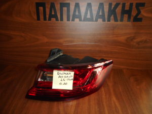 Renault Megane 2016-2020 φανάρι πίσω δεξιό 5πορτο