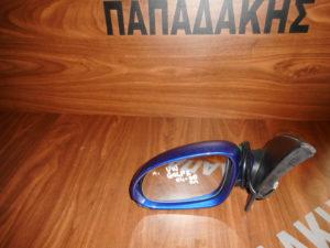 VW Golf 5 2004-2008 ηλεκτρικός καθρέπτης αριστερός μπλε