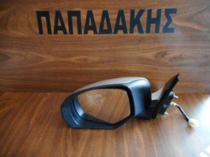 Suzuki Swift 2011-2014 ηλεκτρικός καθρέπτης αριστερός ασημί