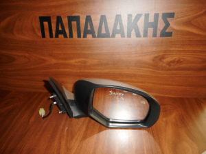 Suzuki Swift 2011-2014 ηλεκτρικός καθρέπτης δεξιός ασημί