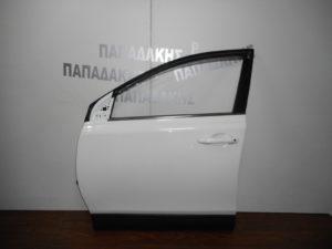 Toyota Rav 4 2013-2019 πόρτα εμπρός αριστερή άσπρη