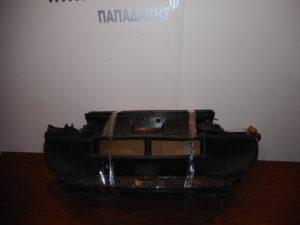 Porsche Cayenne 2003-2007 μετώπη κομπλέ με ψυγεία