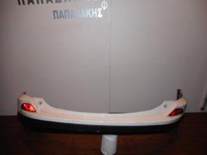Toyota Rav 4 2016-2019 πίσω προφυλακτήρας άσπρος με αισθητήρες