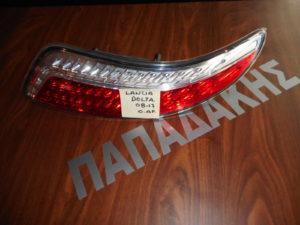Lancia Delta 2008-2019 φανάρι πίσω αριστερό LED