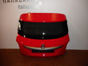 Fiat 500X Sport 2014-2020 πόρτα οπίσθια 5η κόκκινη