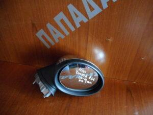 Mini Cooper R56 2006-2014 ηλεκτρικός καθρέπτης δεξιός νίκελ 5 ακίδες