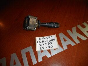 Smart ForFour w453 2015-2021 διακόπτης καθαριστήρων