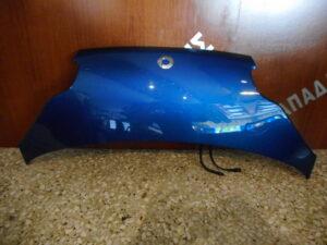 Smart ForTwo w451 2007-2014 καπό εμπρός μπλε