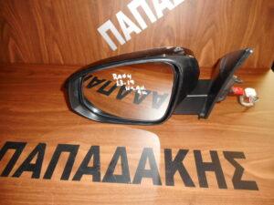 Toyota Rav 4 2013-2019 ηλεκτρικός ανακλινόμενος καθρέπτης αριστερός μαύρος 9 καλώδια
