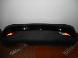 Lancia Delta 2008-2017 πίσω προφυλακτήρας μαύρος